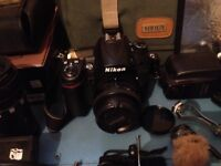 Nikon D7000 + Gear
