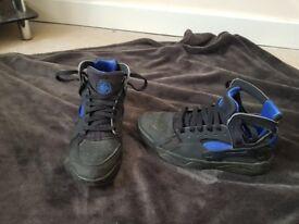 Nike Huarache trainers high tops