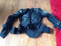 Motorbike full body armour