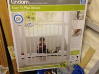 Unopened Lindam Stairgate - quick sale needed.