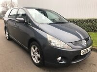 Mitsubishi Grandis 2.0 DI-D Classic 5dr ECONOMICAL-7 SEATER -DIESEL- IMMACULATE THROUGHOUT