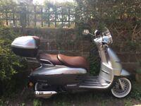 Peugeot Django Allure 125cc