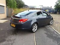 VAUXHALL INSIGNIA 2.0 CDTI SRI 2009 11MONTHS MOT 2 OWNERS CLEAN FAMILY HATCHBACK VERY ECONOMICAL