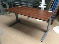 Conset 501-17 9S156 Electric Height Adjustable Desk