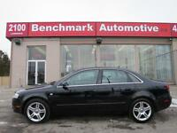 2007 Audi A4 2.0T QUATTRO-AUTO-SUNROOF-LEATHER-X-CLEAN-CANADIAN