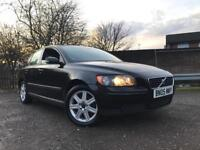Volvo S40 S Full Years Mot Low Mileage Drives Great Cheap Car !