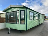 Static Caravan For Sale SITE FEES INCLUDED UNTIL 2019 Sea Views 12 Month 4 Star Park North West