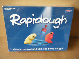 """RAPIDOUGH"" Game of modelling Charades. Drumond Park 2007. Sealed box."