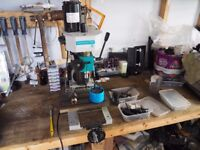 For sale my Axminster modellers lathe and milling machine with various tools