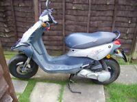 peugeot trekker moped 50cc