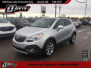 2016 Buick Encore Leather NAVIGATION, SUNROOF, AWD