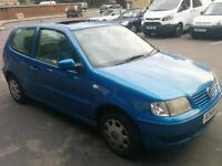 Quick Sale. Cheap runaround Volkswagen Polo 1.4