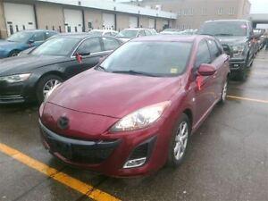 2010 Mazda MAZDA3 SPORT AUTO!!! FULLY LOADED!!! HATCH!!! ROOF!!!