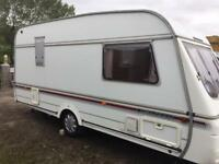 Swift Challenger 4 Berth 1995 Spotless Caravan