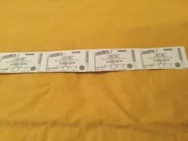 Billy Idol seated tickets at London Brixton
