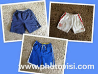 Boys size 13 years old short bundle - 3 pairs of shorts