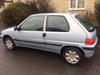 Peugeot 106 1.1 petrol 2 Lady owners from new! good runner