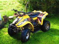150cc Quad 4 Stroke