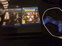 PlayStation 4 500GB Plus 2 Games