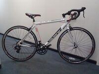 "Raleigh Designed Avenir Perform Road Bike - 20"" HT Compact Aluminium Frame - RRP £420"