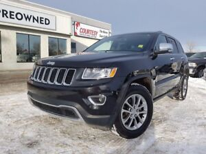 2015 Jeep Grand Cherokee Limited | Bluetooth | Back Up Camera