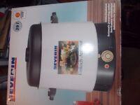 Severin automatic preserving boiler -BOTTLING, JARS, PICKLES