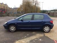 Peugeot 307 1.6 Petrol 2003 Air conditioning Ac ( Exporters Welcome )