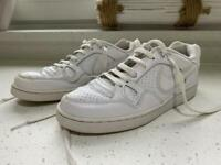 Nike Air Force One trainers size 6