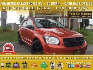 2008 Dodge Caliber SXT-$55/Wk-Htd Sts-Low KM'S/Price-RemoteSt-Ht