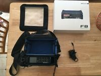 Zoom F8 Recorder + Zoom PCF-8 Protective case