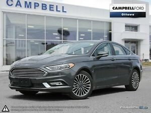 2017 Ford Fusion SE AWD-LOADED--GREAT PRICE