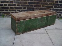 FREE DELIVERY Old Plumbers Tool Box