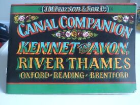 Pearson guide to Kennet and Avon canal