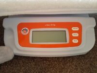 Mebby - Digital baby scales, excellent condition