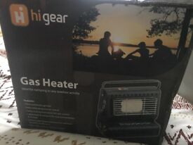 Gas heater NEW