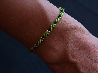 Bracelet Brésilien - BRESIL : BRAZIL /16cm /Unitaire / FRIENDSHIP BRACELET / NEW