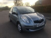 TOYOTA YARIS 1.0 PETROL, LONG MOT, EXCELLENT RUNNER, REDUCED TO CLEAR