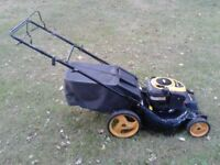 Mc Culloch M53 625DW Selfpropelled Petrol Lawnmower