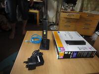 Netgear RangeMax Dual Band Wireless-N Gigabit router (WNDR3700)