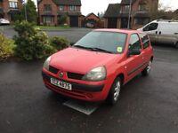 2003 Clio