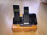 BT Xenon 1500 Twin Cordless Phone & Answer Machine