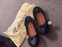 Mulberry shoes size 5 brand new