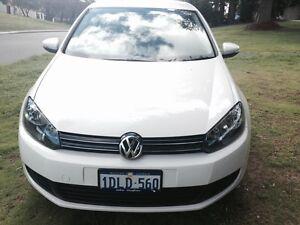 2010 Volkswagen 118 TSIThe car is in excellent con Golf Hatchback North Fremantle Fremantle Area Preview