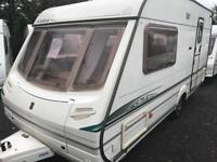 Abbey vogue gts 2004 2 berth touring caravan