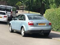 Audi A4 2002. 1.9 TDI Diesel. .mot Till November.tax Till December .. no offers