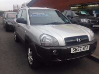 HYUNDAI TUCSON2.0 16V GSI STATION WAGON 2WD -+ NICE LOW MILEAGE++FINANCE AVAILABLE