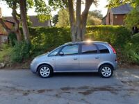 2005 Vauxhall Meriva Automatic only done 75k