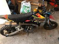 110 pit bike