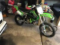 Kx 85 2012 model not yz Rm cr yzf Crf ktm