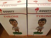 2 X Tyrone GAA Bobble Heads